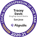 2021 Local Business Person Of The Year