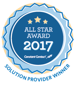 ZingPop Social Media Earns 2017 Constant Contact Solution Provider All Star Award