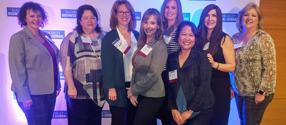 WNA Had a Big Presence at the 2018 SVBJ Bizwomen Mentoring Monday Event