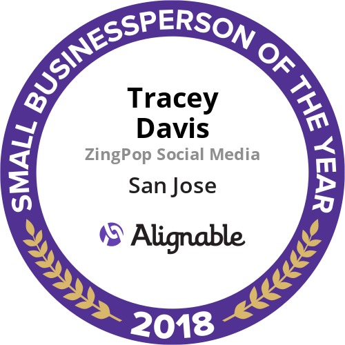 2018 Alignable Small Business Person of the Year