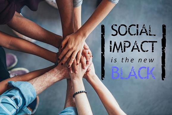 Social Impact is the New Black: Changing Big Pharma's Mindset