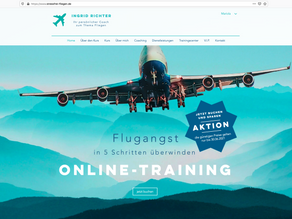 Online-Kurs gegen Flugangst zu verlosen