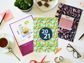 Die neuen Kalender sind schon da!