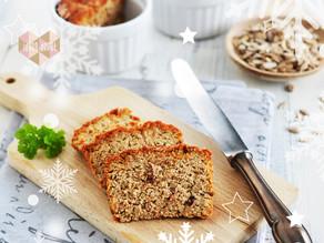 Vegane Weihnachten – Rezept für eine leckere Pastete