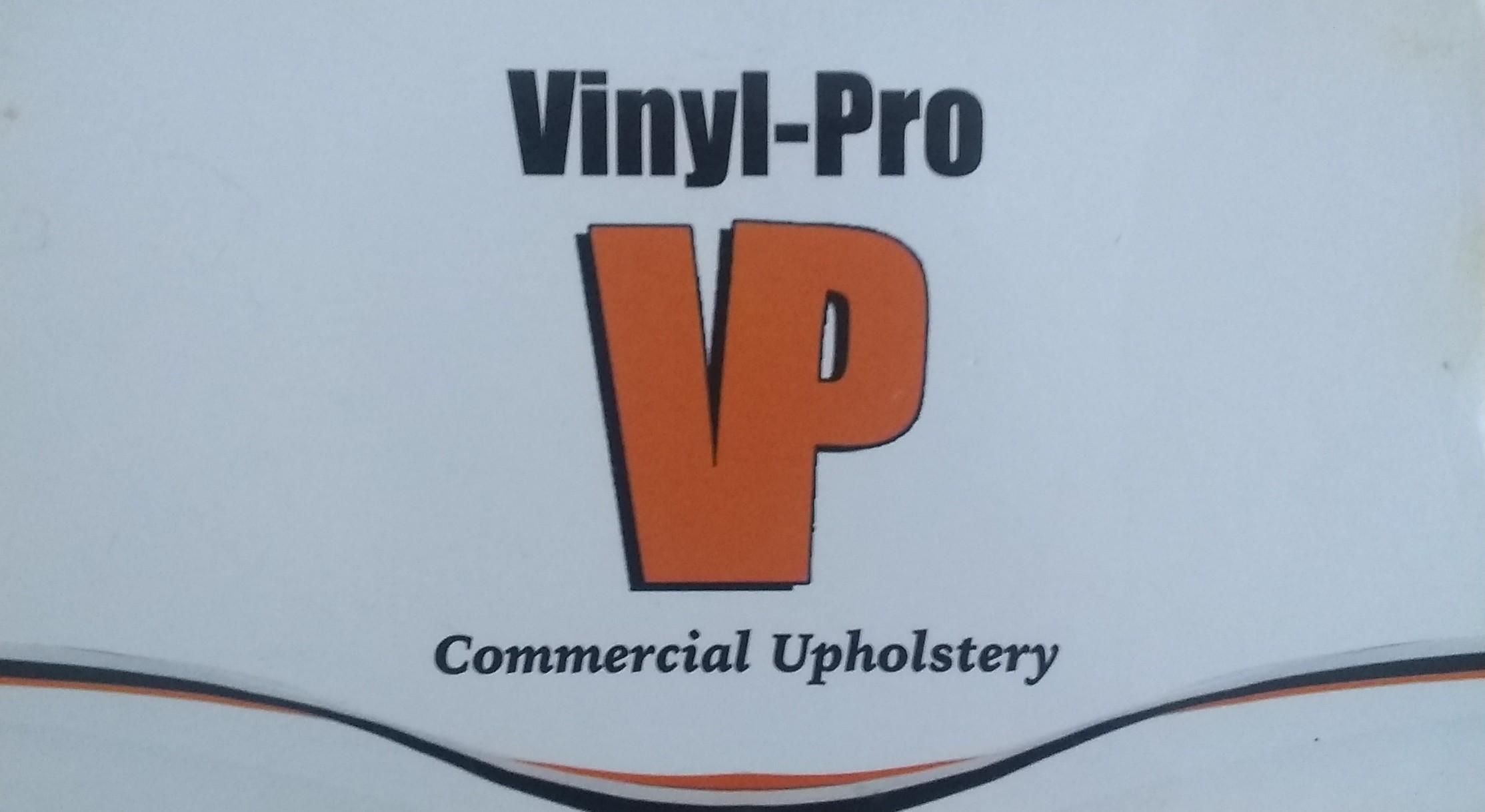 Vinyl Pro Restaurant Upholstery