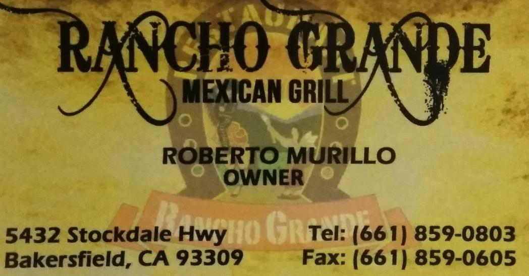 Rancho Grande Mexican Grill
