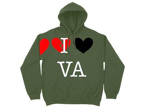 """""""I <3 VA"""" T-Shirt"""