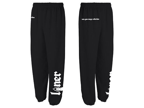 """Down The Barrel"" Loner SweatPants"