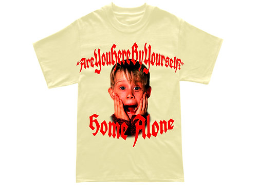 """""""Home Alone"""" T-Shirt"""