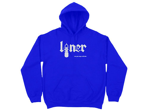 """Down The Barrel"" Loner Hoodie"