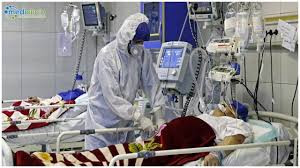 doctors covid-19 coronavirus outbreak in hospitals patients in the ICU dead dying sick sickness spreading the virus need PPE protective gear like N95 masks rubber gloves negative air pressure venitaltion units respirators to help with respiratory failure in old patients with comorbidities affecting them the worst