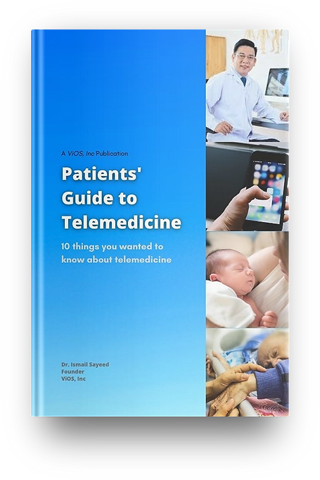 In this expert guide to telemedicine for patients, you will get a detailed review of the 10 most common questions patients have about telemedicine, but were afraid to ask…
