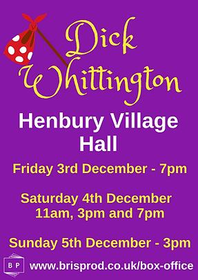 DW - Henbury Village Hall Poster.png