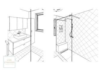 Unser Zuhause - Bad und WC
