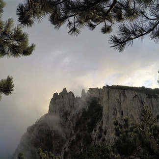 Крымская кругосветка. Горы, море и пещеры