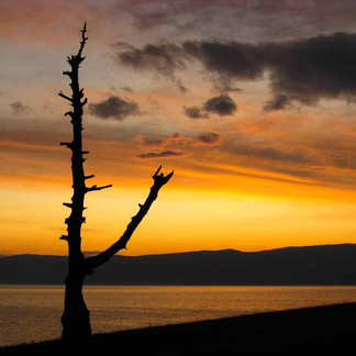 Тур на Байкал. Максимум интересных мест в одной поездке