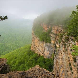 Знакомство с Адыгеей. Мир гор и каньонов