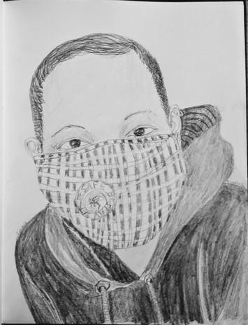 Jonyce w mask sketch.jpg