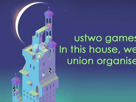 Union Busting at Ustwo games