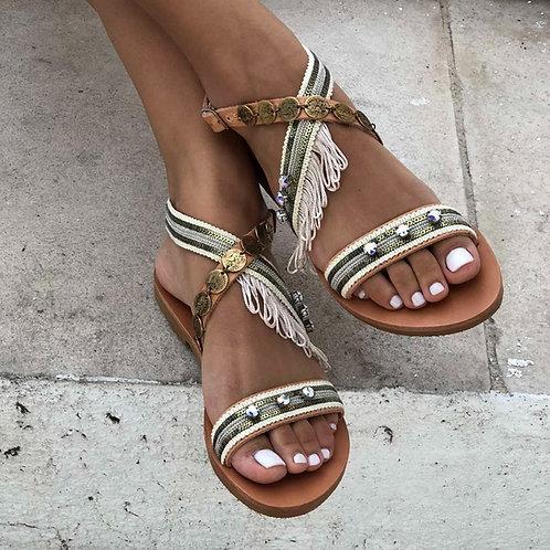 Ammos | Strappy Sandal