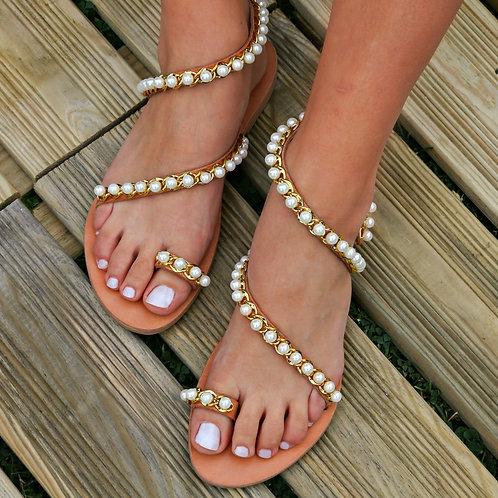 Pippa | Wrapped Sandal