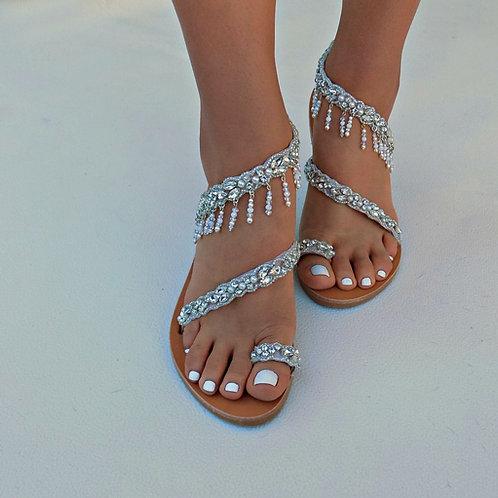 Bijou Crystal | Stappy Sandal