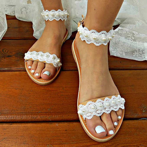 Amore   Flat Sandal