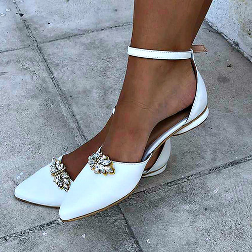Sisley| Pointy Toe Flat