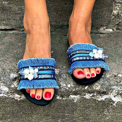 Myconos | Flat Sandal