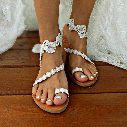 Lily Bloom | Flat Sandal