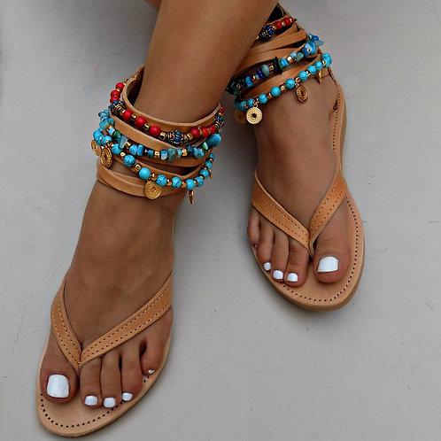 Elysia   Low Platform Sandal