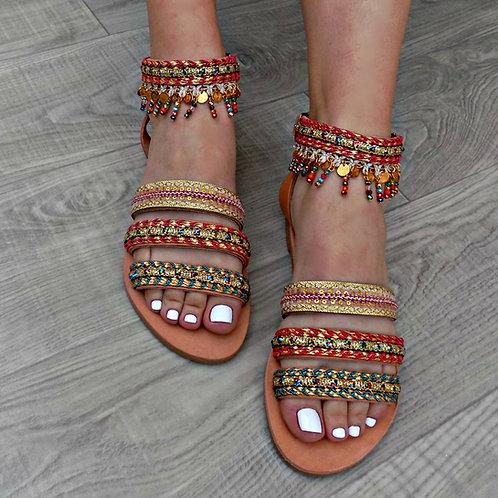 Cochella | Flat Sandal
