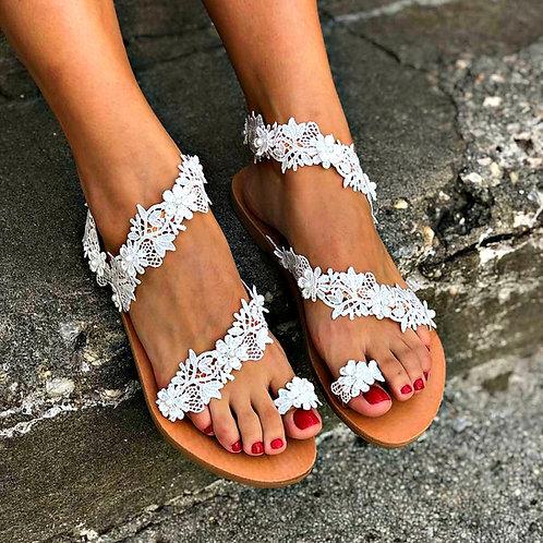 Josette | Flat Sandal