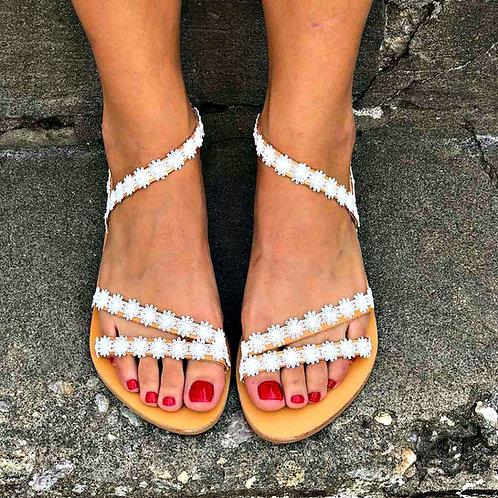Artemi   Flat Stappy Sandal