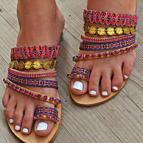 Adeline    Strap Sandal