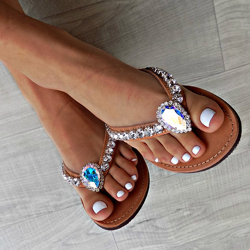 Fiorella   Thong sandal