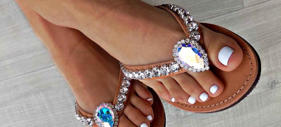 Fiorella | Thong sandal