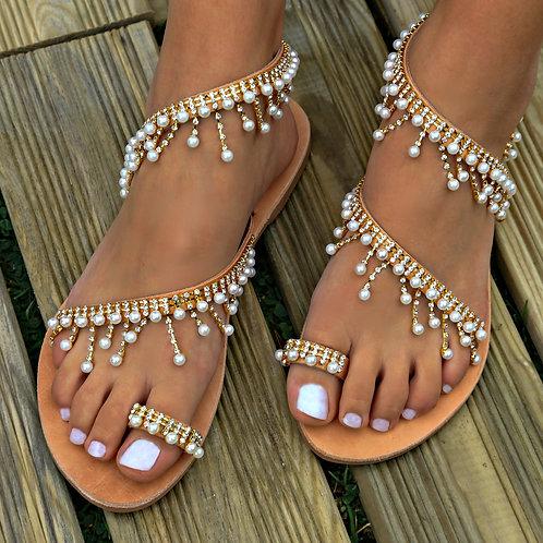 Haya | Flat Sandal