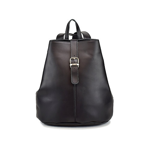Cyprus | Women Men | Leather Backpack