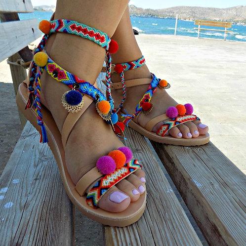Jasmine | Low Platform Sandal