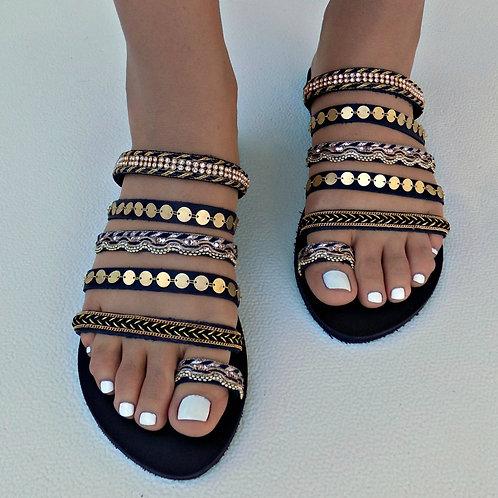Μuljeta | Embellished Strappy Sandal