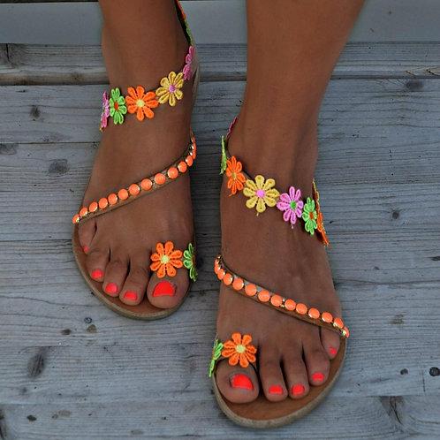 Colour Margaritas | Ankle Strap Sandal