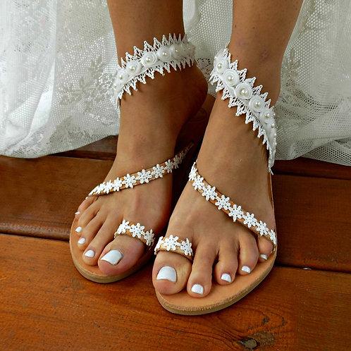 Julieta | Flat Sandal