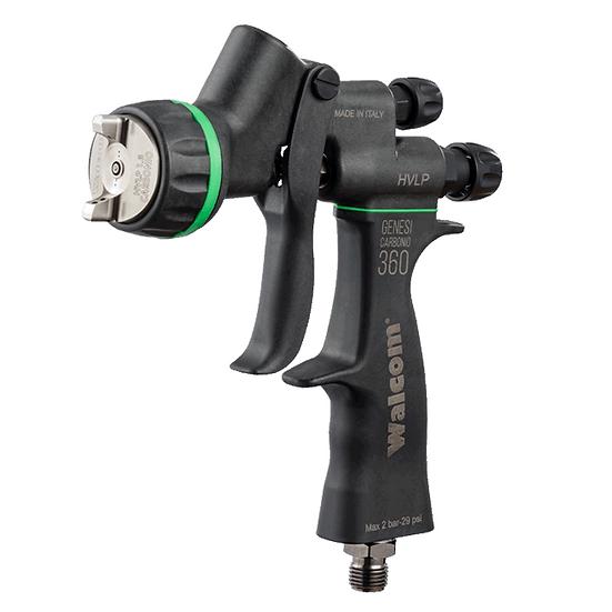 Walcom Genesi Carbonio 1.3 HVLP Spray gun
