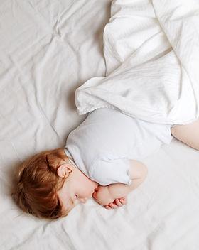 Schlafen wie ein Baby