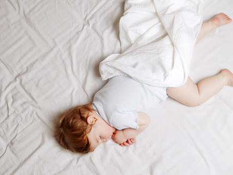 Fathers biologically attuned to their children when sleeping nearby, research reveals
