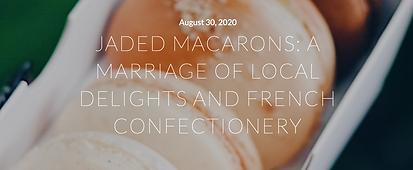 Macarons - Musings By Rachel