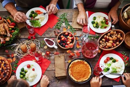 A Gut-Friendly Thanksgiving