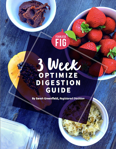 Optimize Digestion