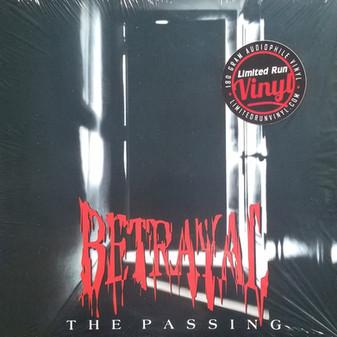 BETRAYAL - The Passing (Limited Run Vinyl/Legends Of Rock CD)